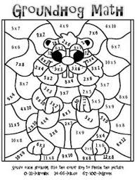 Small Picture multiplication coloring sheets Multiplication Coloring