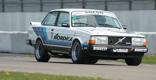 volvo cars 1980s. volvo 240 turbo and 1980s touring cars