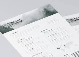Free Modern Resume Templates Free Resume Templates Fancy 100 Well Designed Examples For Your 75