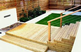 small garden ideas with decking designs for gardens industry standard design