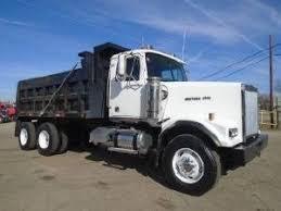 western star heavy duty dump trucks for 113 listings page 2006 western star 4964 dump truck