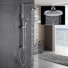 Duschgarnitur Von Bonade Duschen Duschsäule Ohne