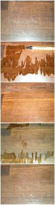 Fixing Scratches On Laminate Floors. Easy To Do!
