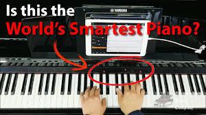 Yamaha Clavinova Comparison Chart The Yamaha Csp 150 Clavinova Smart Piano Instant Sheet Music From Any Audio File