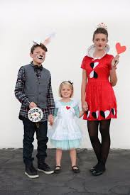 best diy costume ideas alice in wonderland costumes for siblings do it yourself