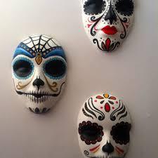 Mask Decorating Ideas Shop Sugar Skull Mask on Wanelo 49