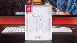 Tai nghe Tai nghe Apple BeatsX Earphones - Chính hãng FPT giá rẻ - Hoàng Hà  Mobile