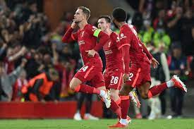 Liverpool 3, AC Milan 2 - Match Recap: Reds Come From Behind To Beat Milan  - The Liverpool Offside