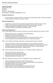 ... Healthcare Medical Resume, Pharmacy Technician Resume Sample For  Hospital Sample Of Pharmacy Technician Resume For ...