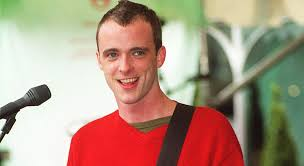 Travis singer Fran Healy is looking ever so slightly different ...