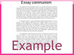 essay communism college paper help essay communism
