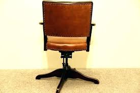 vintage leather office chair. Yellow Leather Office Chair Vintage Chairs Desk . 0