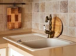 Kitchen Travertine Backsplash Kitchen Kitchen Tile Backsplash Ideas With Regard To Trendy