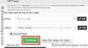 तो दोस्तों, इस article के. Youtube Videos Ko Mp3 Songs Me Convert Karke Download Kaise Kare 09 Kaise Kamaye
