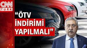 Araçlarda 'ÖTV indirimi' talebi! Hükümet ÖTV indirimi için ne diyecek? TESK  Başkanı açıkladı - YouTube