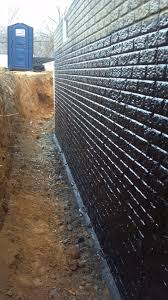 nobby design waterproofing basement walls simple awesome how to basement waterproofing diy exterior wall foundation