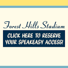 Forest Hills Seating Chart Forest Hills Stadium