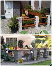 10+ DIY Cinder Block Garden Ideas and Projects