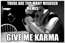 Sad Stormtrooper memes | quickmeme via Relatably.com