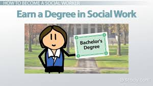 Become A Social Worker How To Become A Social Services Worker Education And Career