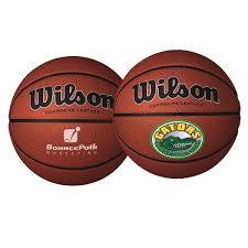 promotional wilson r composite leather basketball