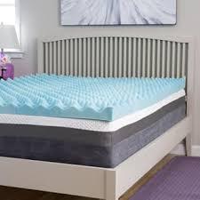 mattress topper. Slumber Perfect Big Bump 4-inch Gel Memory Foam Topper Mattress :