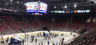 Moncton Downtown Centre Seating Chart Public Gets First Glimpse Of Monctons New Downtown Arena