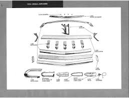 52 grill diagram - ChevyTalk - FREE Restoration and Repair Help ...