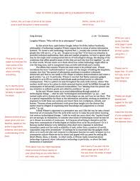 Example Summary Essay How To Write Essay Summary Examples Best Tips