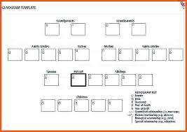 Best Photos Of Blank Sample Family Examples 4 Generations Template