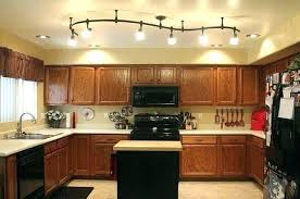 kitchen track lighting pictures. Track Lighting Kitchen In Modern  Luxury 4 . Pictures