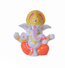 indigo home office. indigo creatives lord ganesha chaturti home office car dashboard chaturthi puja marble statue