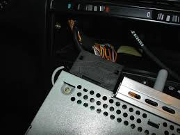 bmw e30 e36 radio head unit installation 3 series 1983 1999 7