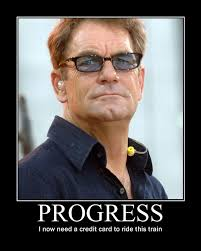 Huey Lewis Now Needs A Credit Card to Ride This Train. Made via this handy little website - huey-lewis-ride-this-train