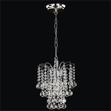 trevi glow smooth crystal mini pendant 610bd9sp 7c