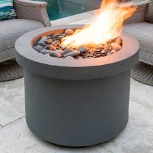32 round fire table