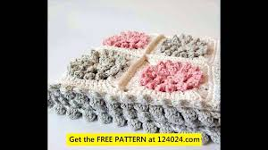 Bernat Baby Blanket Yarn Patterns Custom Bernat Baby Blanket Yarn Patterns Crochet YouTube