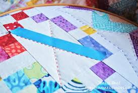 How to do Big Stitch Hand Quilting with Perle Cotton tutorial & ... big stitch hand quilting tutorial Adamdwight.com