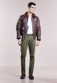 polo ralph lauren leather jacket brown leather jackets for men
