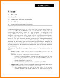 informal memo template informal report example form analytical memo format pdf letter