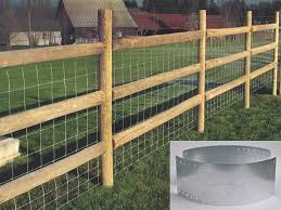 round glamor shot protect round posts and trees from weed trimmer damage and stop