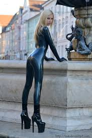 Fetish girl in latex Stunning. Pinterest Latex and Catsuit