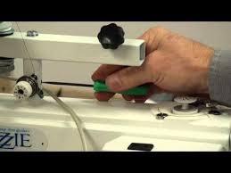 59 best TinLizzie18 Videos images on Pinterest | Longarm quilting ... & Adjustments for filling bobbins-utube · Longarm QuiltingMachine ... Adamdwight.com