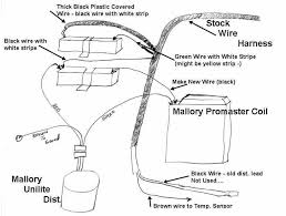 mallory electronic distributor wiring diagram wiring diagram and Mallory Unilite Wiring Schematic mallory comp 9000 wiring diagram points to image album wiring throughout mallory electronic distributor wiring mallory unilite wiring diagram