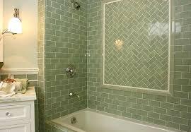 porcelain tile for shower green subway tiles porcelain vs ceramic tile shower walls