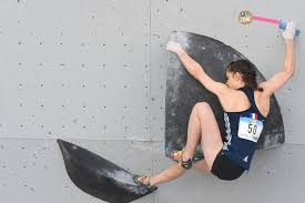 luce douady french 16 year old climber