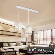 modern creative flower loft pendant light decasa lighting set of 3 with 500mm long base modern designer decorative ceiling light pendant light tls 1205 3lb
