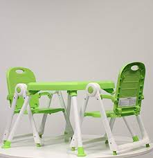 Zoe Best Foldable Toddler Table and Chair Set for Kids Art Playtime Chairs Review (February 2019) - Home Blog Zone
