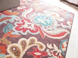 turquoise and orange area rug defaultname found it at joss u