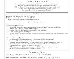 Cosmetology Resume Beauty Advisor Resume Resume Beauty Advisor Resume Beautiful 19